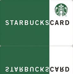 Starbucks Card